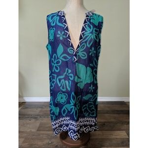 NWT Tommy Bahama Beach Cover-up - Small